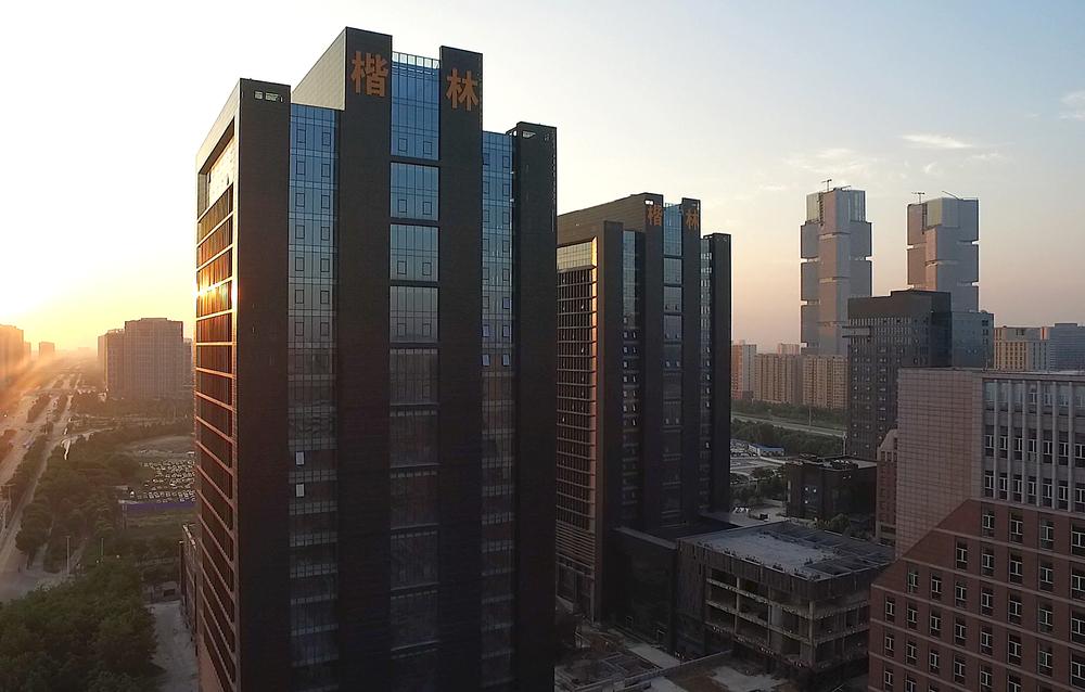 河南郑州楷林置业